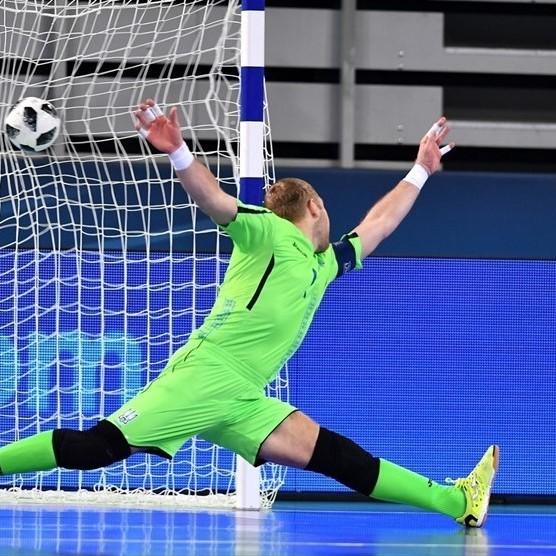 Збірна України виграла у Румунії в стартовому матчі Євро з футзалу