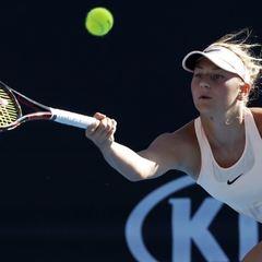 15-річна українка Костюк перемогла на тенісному турнірі в Австралії