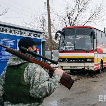 Українська сторона СЦКК: Донбас на межі екологічної катастрофи