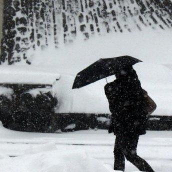 Прогноз погоди на 4 лютого: дощ, мокрий сніг і хуртовини повертаються в Україну