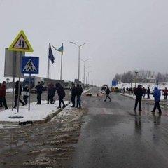 На кордоні з Польщею розблокували всі пункти пропуску