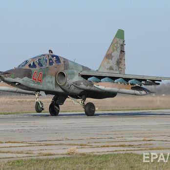 У Сирії повстанці збили російський штурмовик Су-25 – ЗМІ