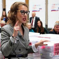 Собчак має намір брати участь у виборах до Держдуми РФ 2021 року і виборах президента Росії 2024 року
