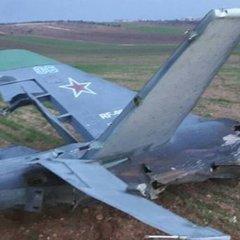 Пілотом збитого в Сирії російського літака Су-25 виявився зрадник України