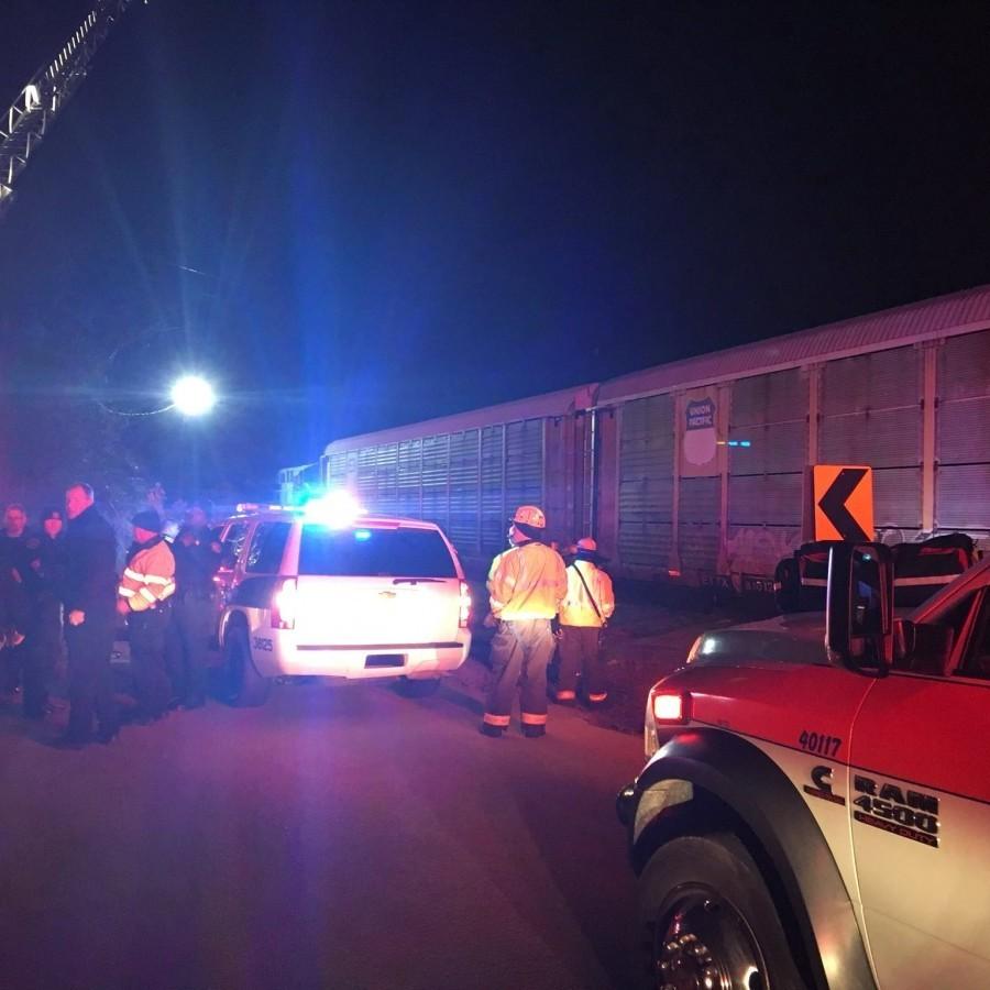 В США зіткнулися два потяги: двоє загиблих, близько 50 поранених