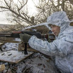 Ситуація в зоні АТО: з десятої години ранку на Донбасі тихо