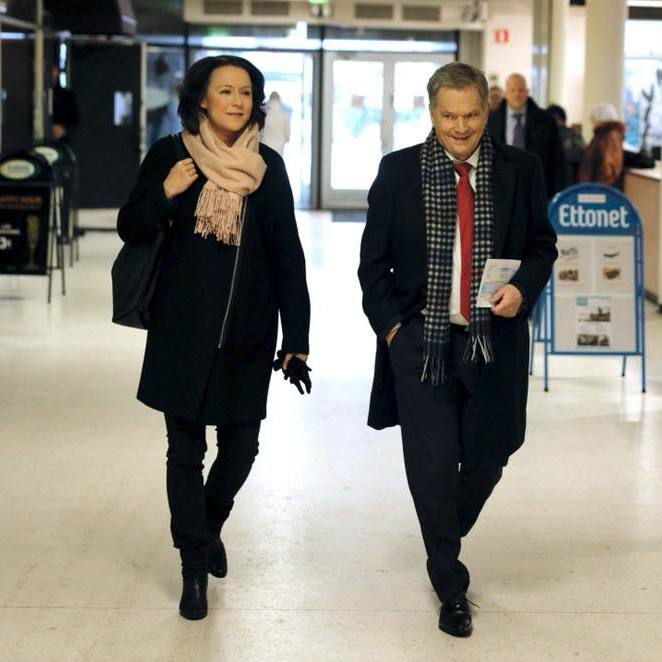 У новообраного президента Фінляндії народився син