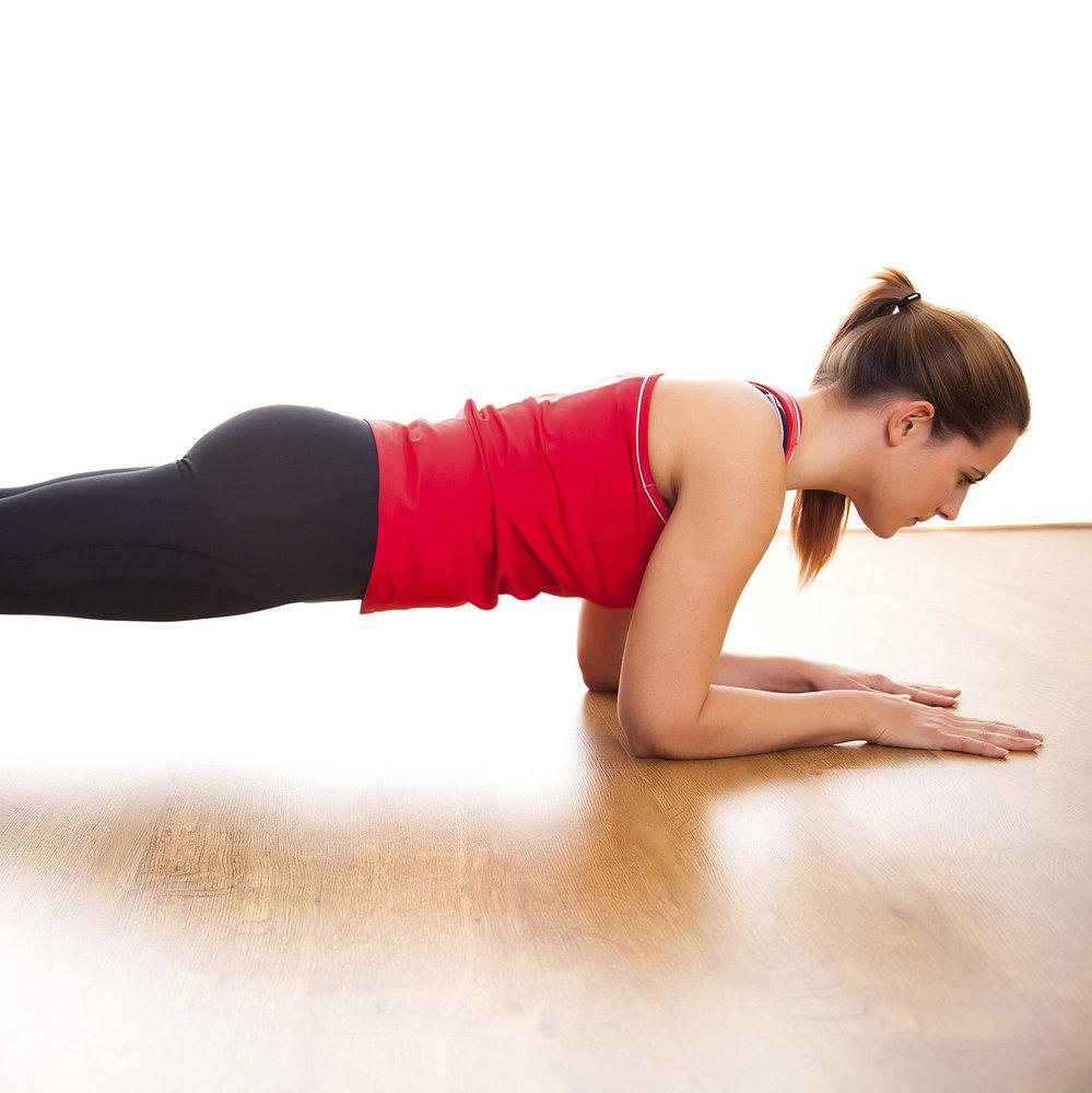 7 дивовижних речей, які робить з нашим тілом проста щоденна вправа (фото)