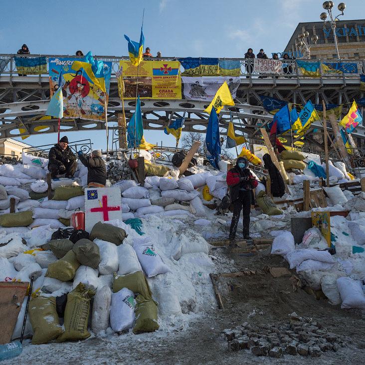 Американський історик написала про Януковича і Майдан
