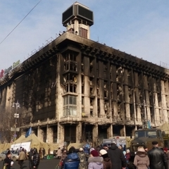 Журналісти показали як буде виглядати відреставрований будинок профспілок (відео)