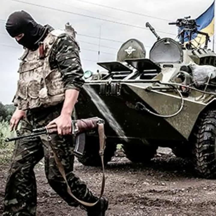 Російсько-окупаційні війська зосередились біля Світлодарської дуги, — штаб