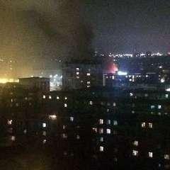 В Баку на військовому заводі прогримів потужний вибух