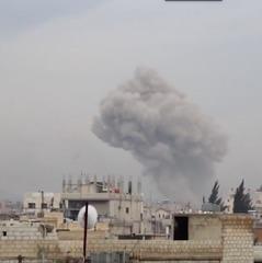 В Сирії обстріляли торговельне представництво Росії (фото)