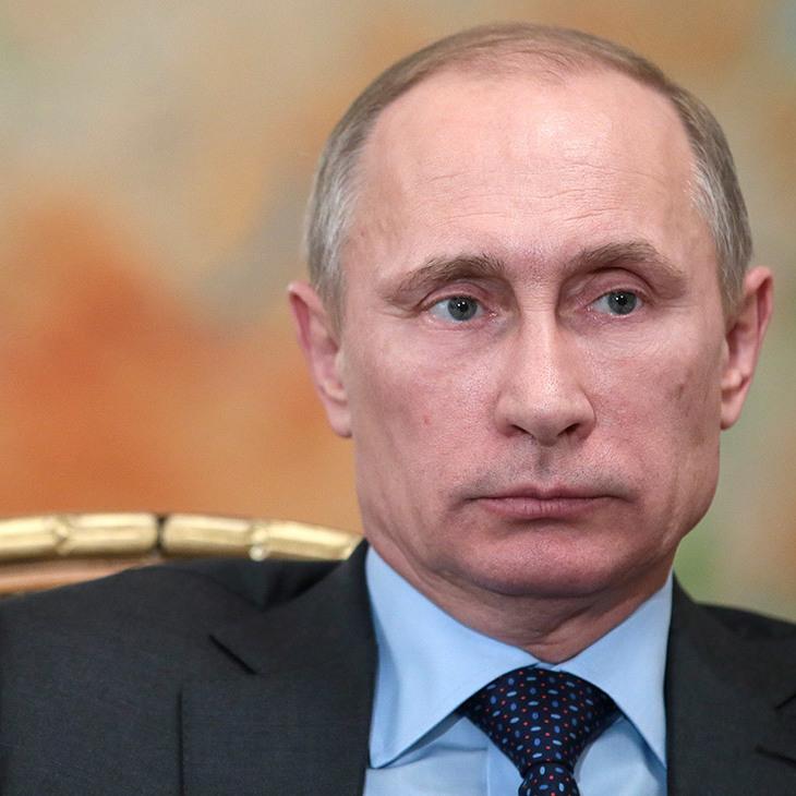 Маленький Путін: як російський президент комплексує через низький ріст (фото)