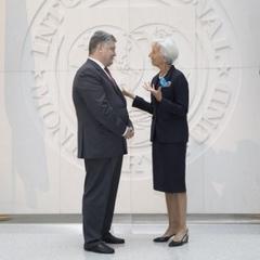 12 лютого до України прибудуть представники МВФ