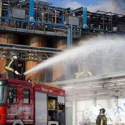 В Італії вибухнув завод хімвідходів: є поранені