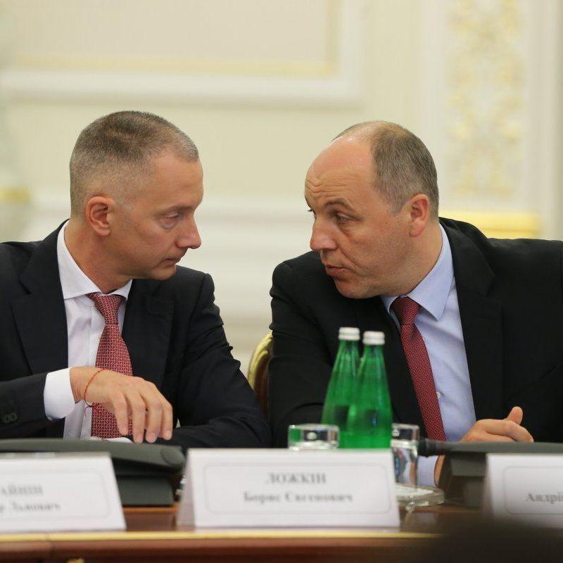 Президент звільнив Ложкіна з посади голови інвестиційної ради