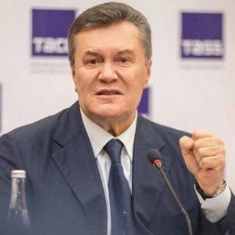 Янукович бурхливо зреагував на дозвіл суду на заочне розслідування у справі Євромайдану