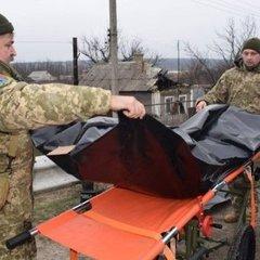 Військові передали бойовикам ОРЛО тіла двох вихідців з Росії