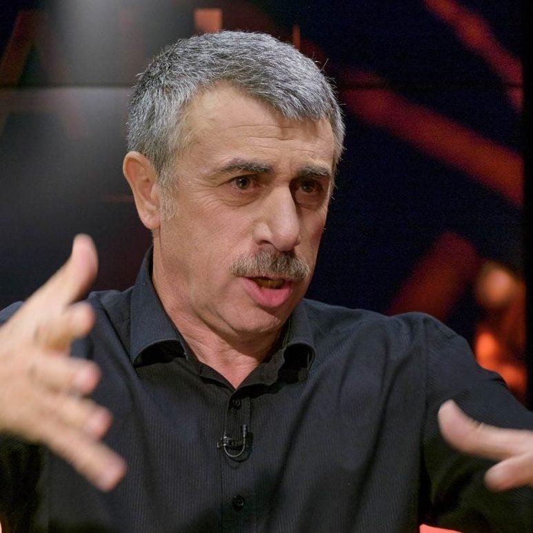Комаровський розповів, чого чекати українцям після спалахів кору