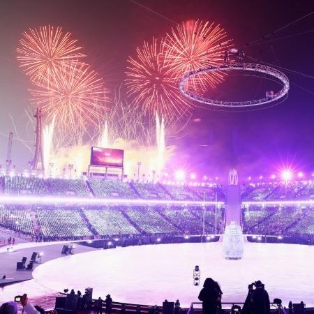 Олімпіада-2018 стартувала: найяскравіші кадри з церемонії відкриття