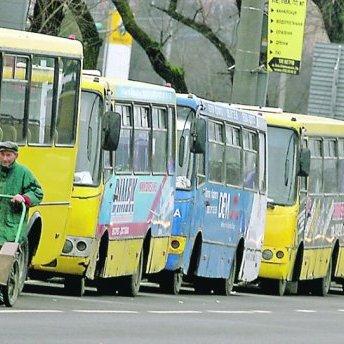 У Києві маршрутки неабияк налякали пасажирів під час руху