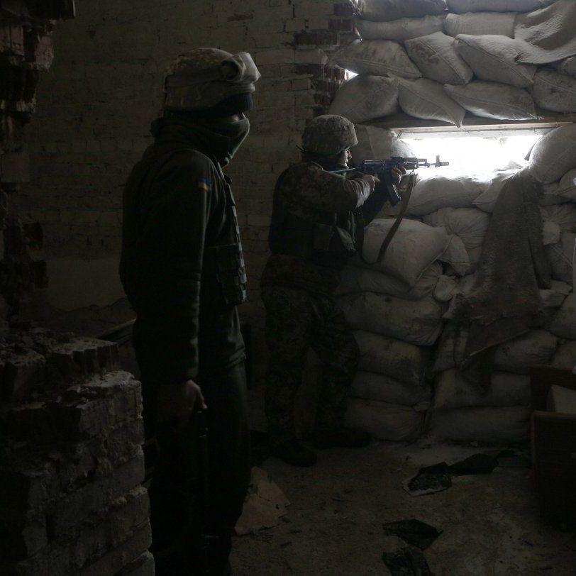 За минулу добу бойовики 11 раз відкривали вогонь по українських позиціях - штаб