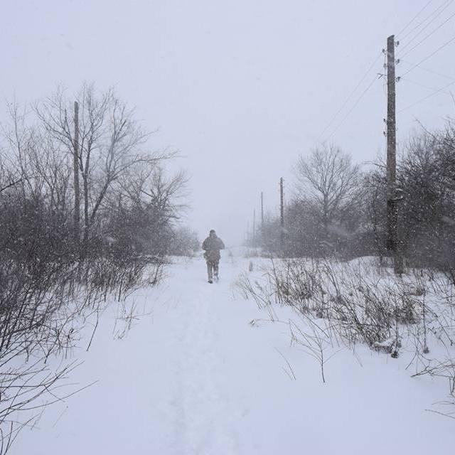 Російсько-окупаційні війська продовжували обстрілювати опорні пункти ЗСУ - штаб