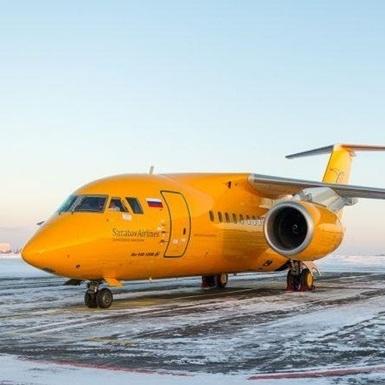 Під Москвою розбився пасажирський Ан-148