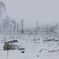 МНС РФ опублікувало список пасажирів і членів екіпажу Ан-148, який зазнав аварії