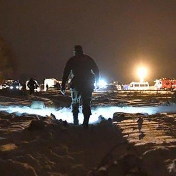 Російський журналіст пояснив реакцію українців на катастрофу Ан-148 під Москвою