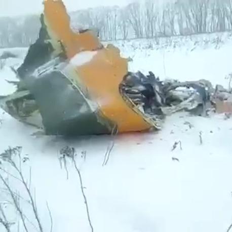 Житель Сочі розповів, що за тиждень до вильоту рейсу Москва - Орськ здав квитки (відео)