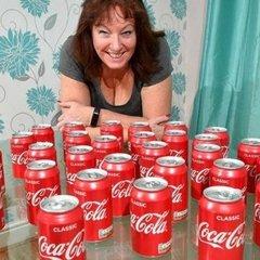 Британка 20 років щодня пила по 30 банок коли
