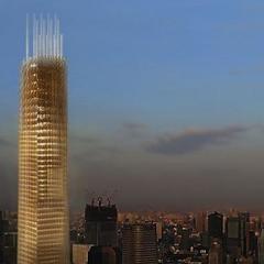 У Токіо побудують перший 70-поверховий хмарочос з дерева