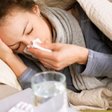 У столиці стрімко зростає кількість хворих на грип