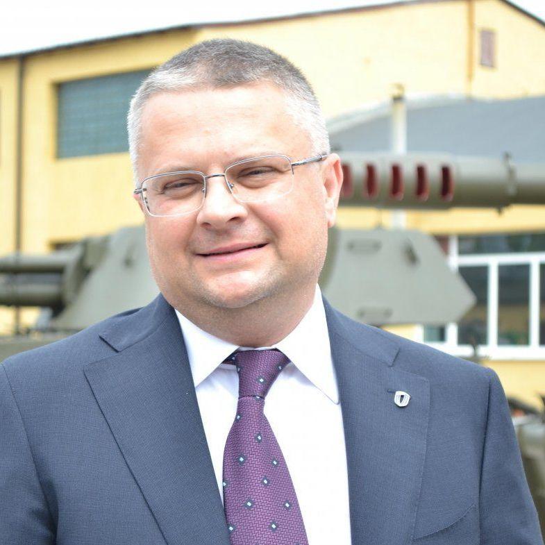 Президент звільнив Романова із посади директора «Укроборонпрому»