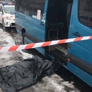 Військового, який зарізав чоловіка в черзі на маршрутку в Києві, заарештували на два місяці