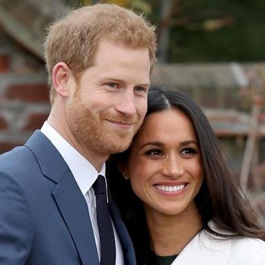 Принц Гаррі та Меган Маркл запросили на весілля знаменитого артиста