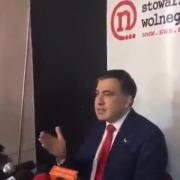 Саакашвілі розповів про плани щодо громадянства та Порошенка