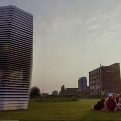 У Кракові встановлять вежу, яка очищує повітря від смогу (відео)