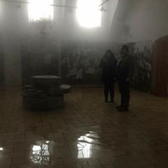 Аварія в музеї Івана Гончара: вода відкачується, але продовжує прибувати