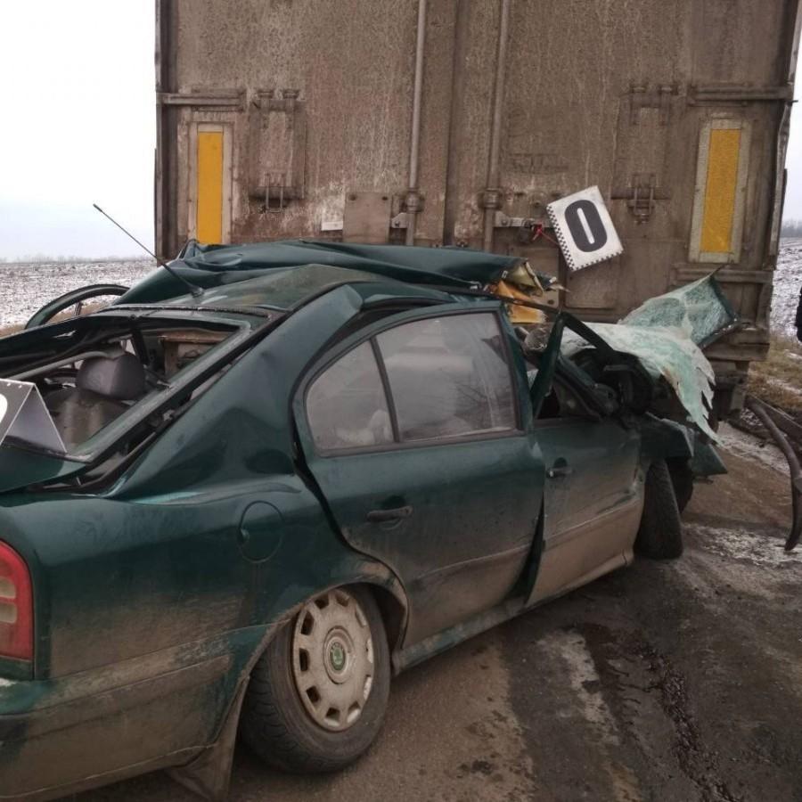 Моторошна ДТП на Кіровоградщині: троє загиблих