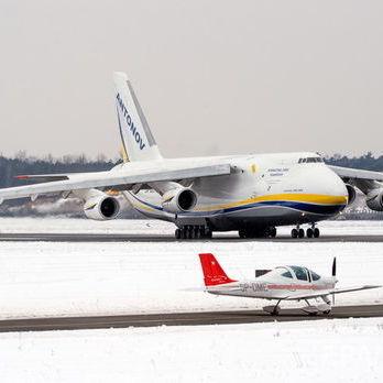 ДП «Антонов» відновило співпрацю з Росією щодо оцінювання технічного стану літаків