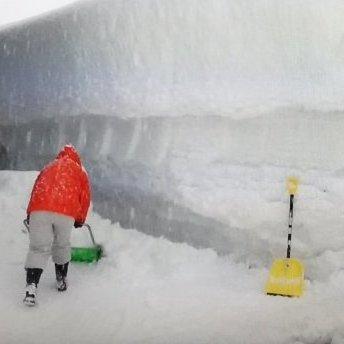 В Японії випало 4 метри снігу (фото)