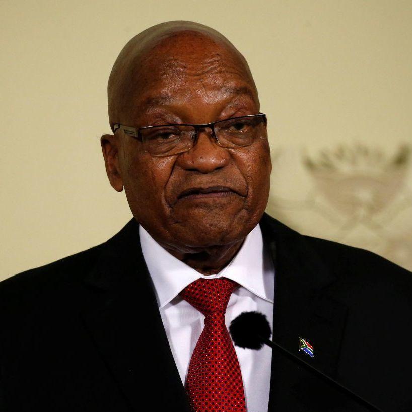 Джейкоб Зума пішов у відставку