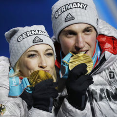 Німецька фігуристка українського походження зі світовим рекордом виграла золото на Іграх-2018