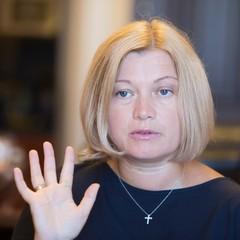 Геращенко спростувала інформацію про обмін Сущенка та Сенцова