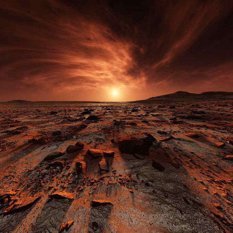 ОАЕ планують відправити першу місію на Марс в 2020 році