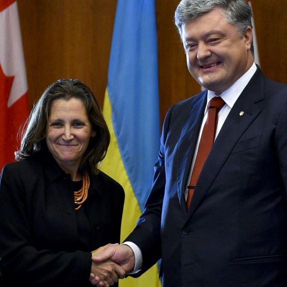 Глава МЗС Канади виголосила промову в Мюнхені українською мовою: відео