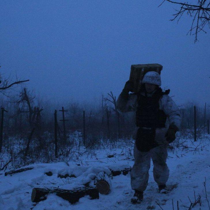 Протягом дня зафіксовано 7 обстрілів укріплень сил АТО з боку російсько-окупаційних військ